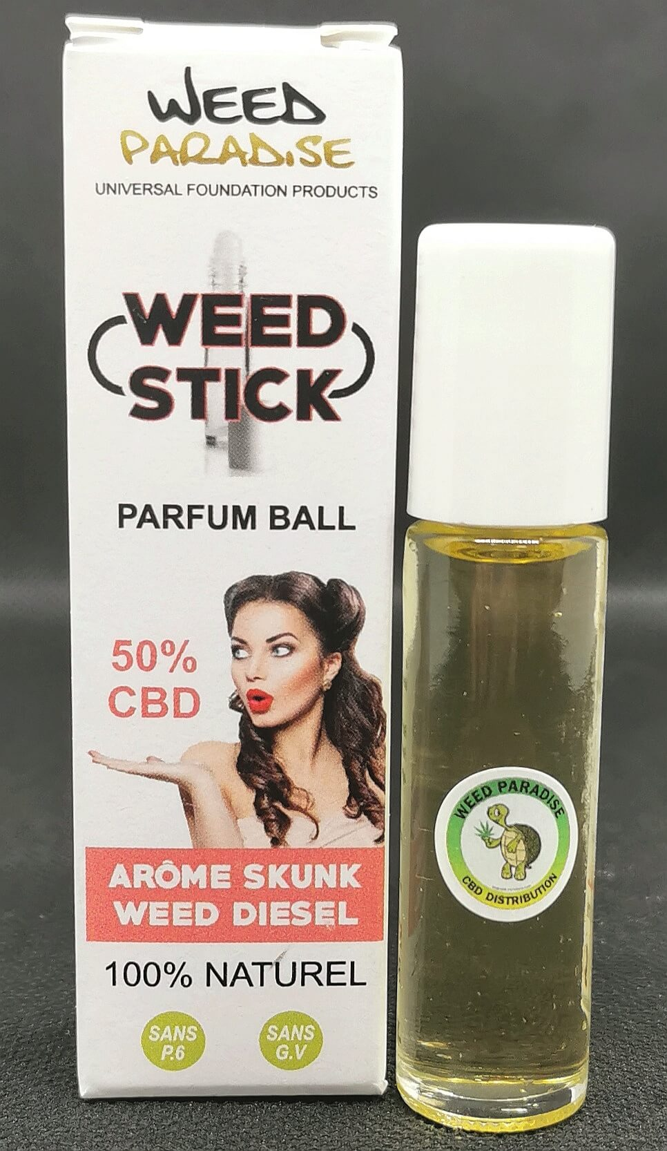 Weed Stick 50% | CBD 10ml THC - de 0.2%