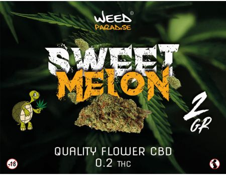 Sweet melon| Greenhouse 3 à 10% CBD THC - de 0.2%