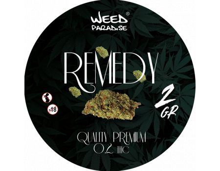 Remedy | Indoor 3 à 10% CBD THC - de 0.2%